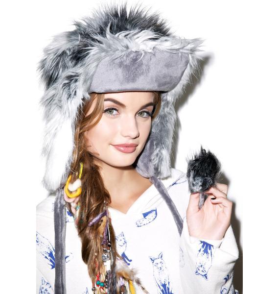 J Valentine Lupe the Wolf Hood