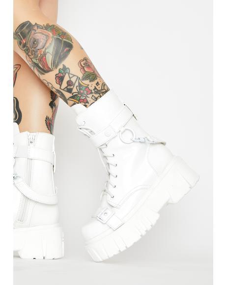 Rotten Truth Platform Boots
