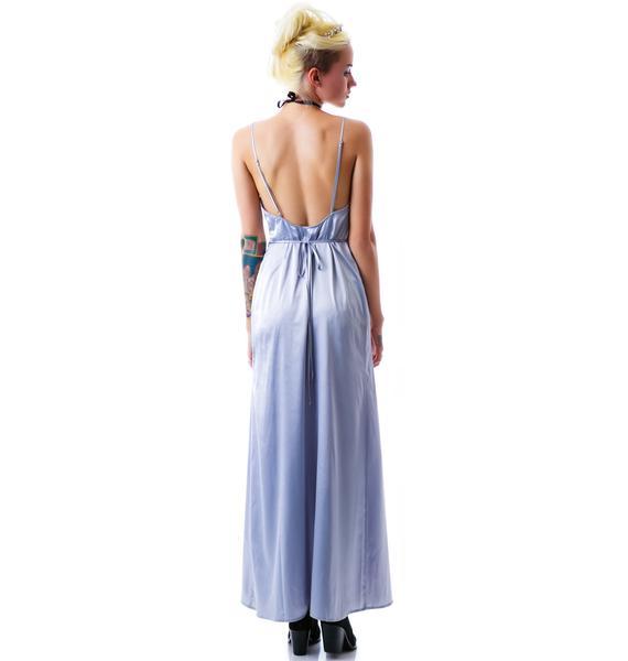 For Love & Lemons On Pointe Maxi Dress
