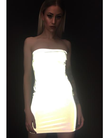 Power Surge Reflective Dress