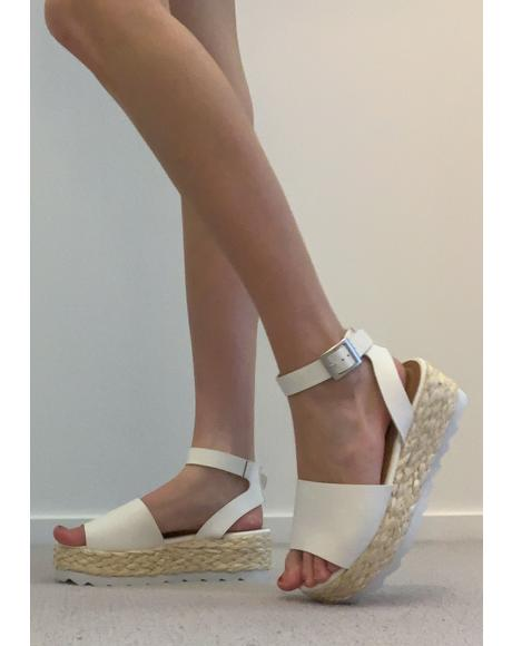 Never Enough Espadrille Sandals
