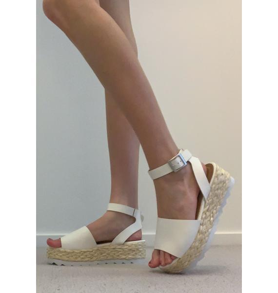 Never Enough Espadrille Sandals