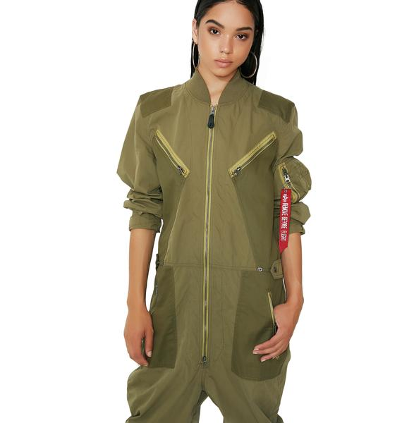 Alpha Industries K-2B Mod Jumpsuit