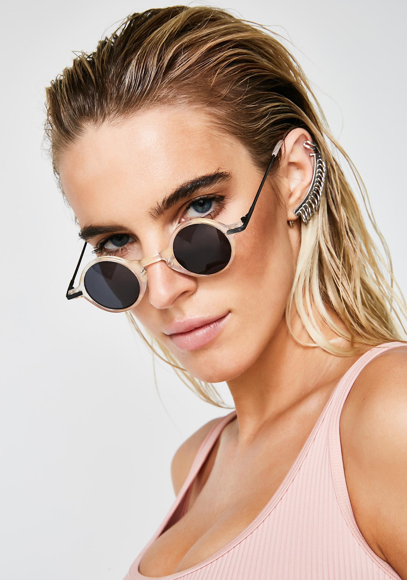 Always Watchin' Round Sunglasses
