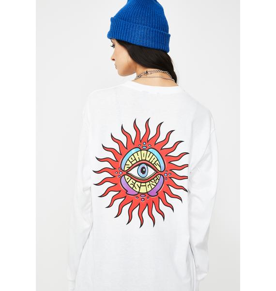 No Hours Behold Graphic Long Sleeve