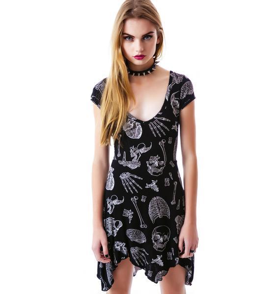 Sourpuss Clothing See Through Me Dress