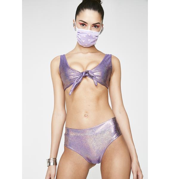 Purple Potion Bikini Bottoms