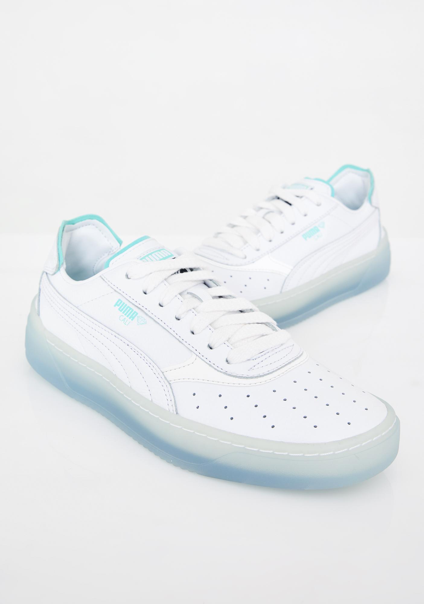 PUMA X Diamond Supply Co. Cali Classic Sneakers