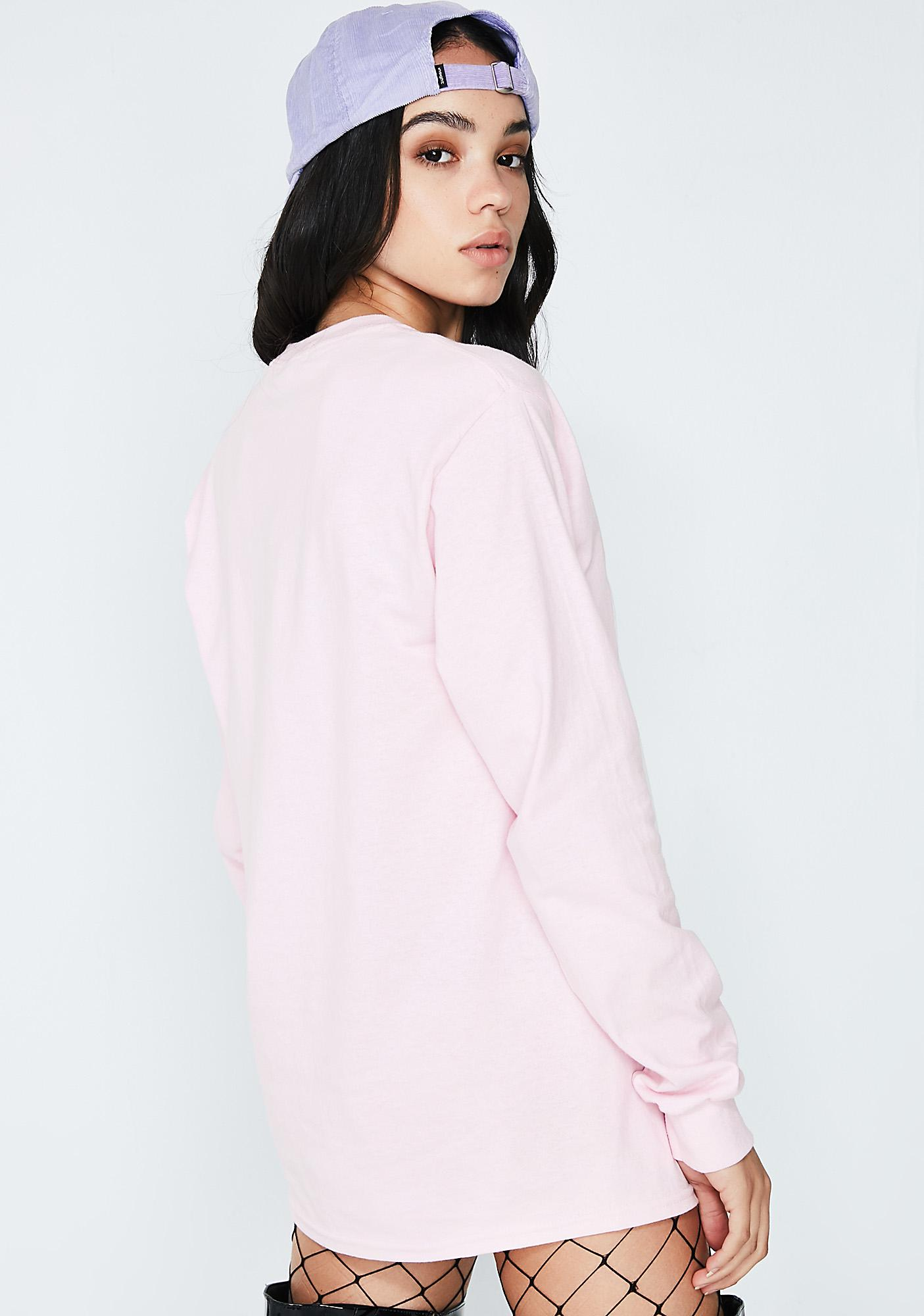 Peachbrain Compton Long Sleeve Shirt