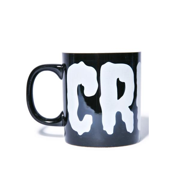 Sourpuss Clothing Creepy Coffee Mug