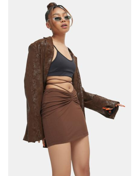 Cocoa Ejon Mini Skirt