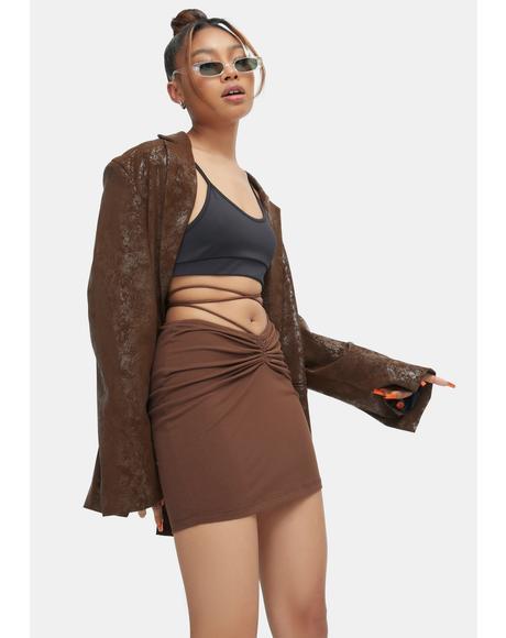 Cocoa Ejon Mini Skirt