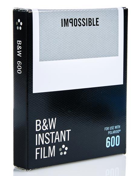 600 B&W Film