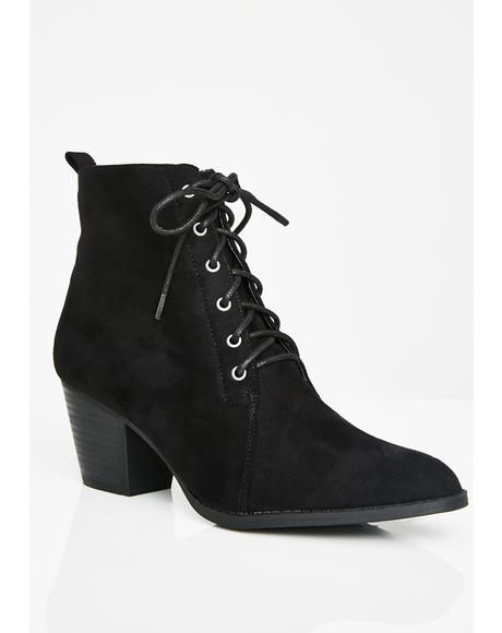 Gypsy Blood Ankle Boots