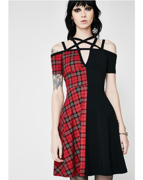 Wretched Skater Dress