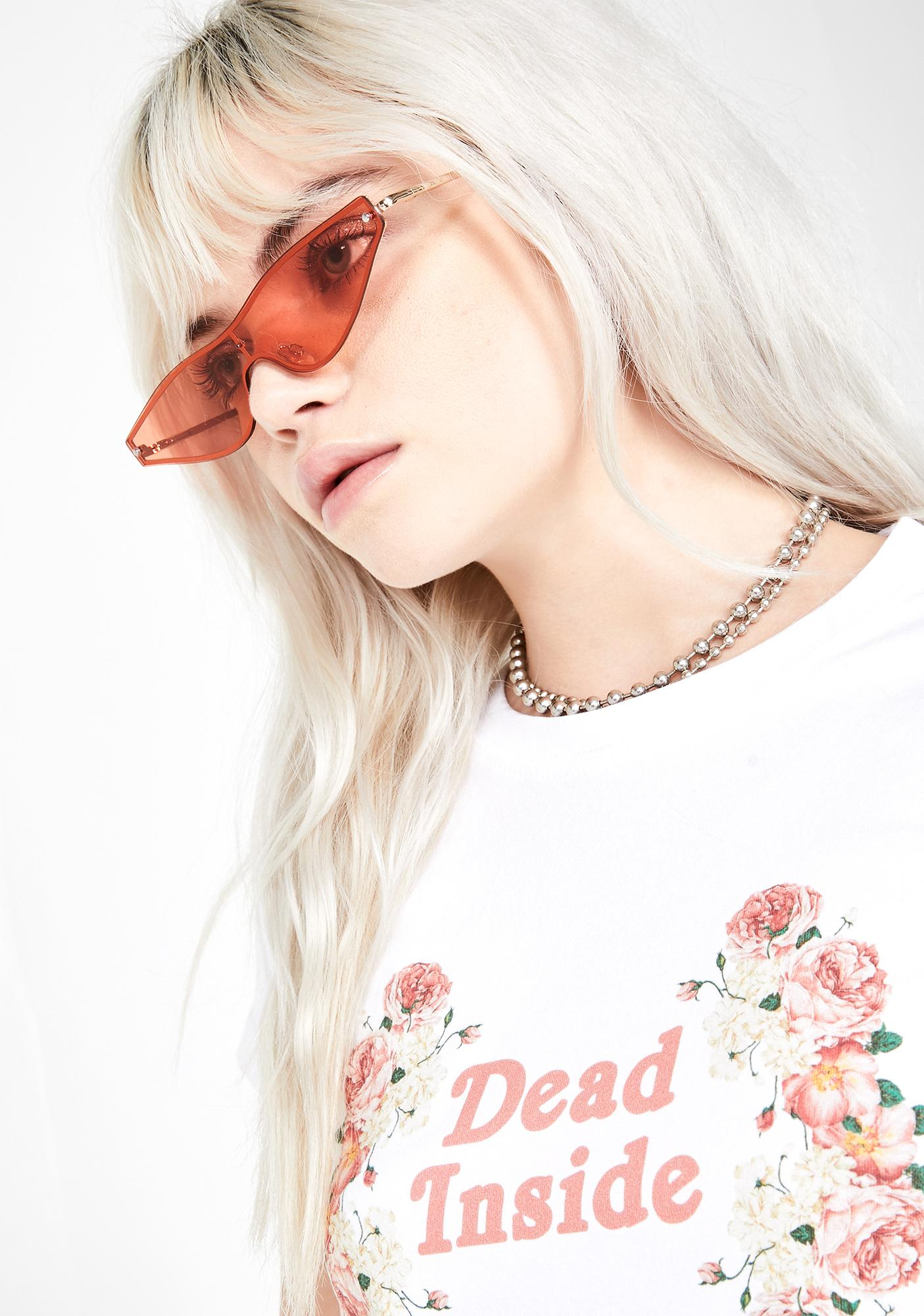 Cyber Chronic Shield Sunglasses