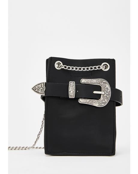 What Goes Around Belt Bag
