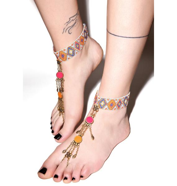 Morocco Foot Chain
