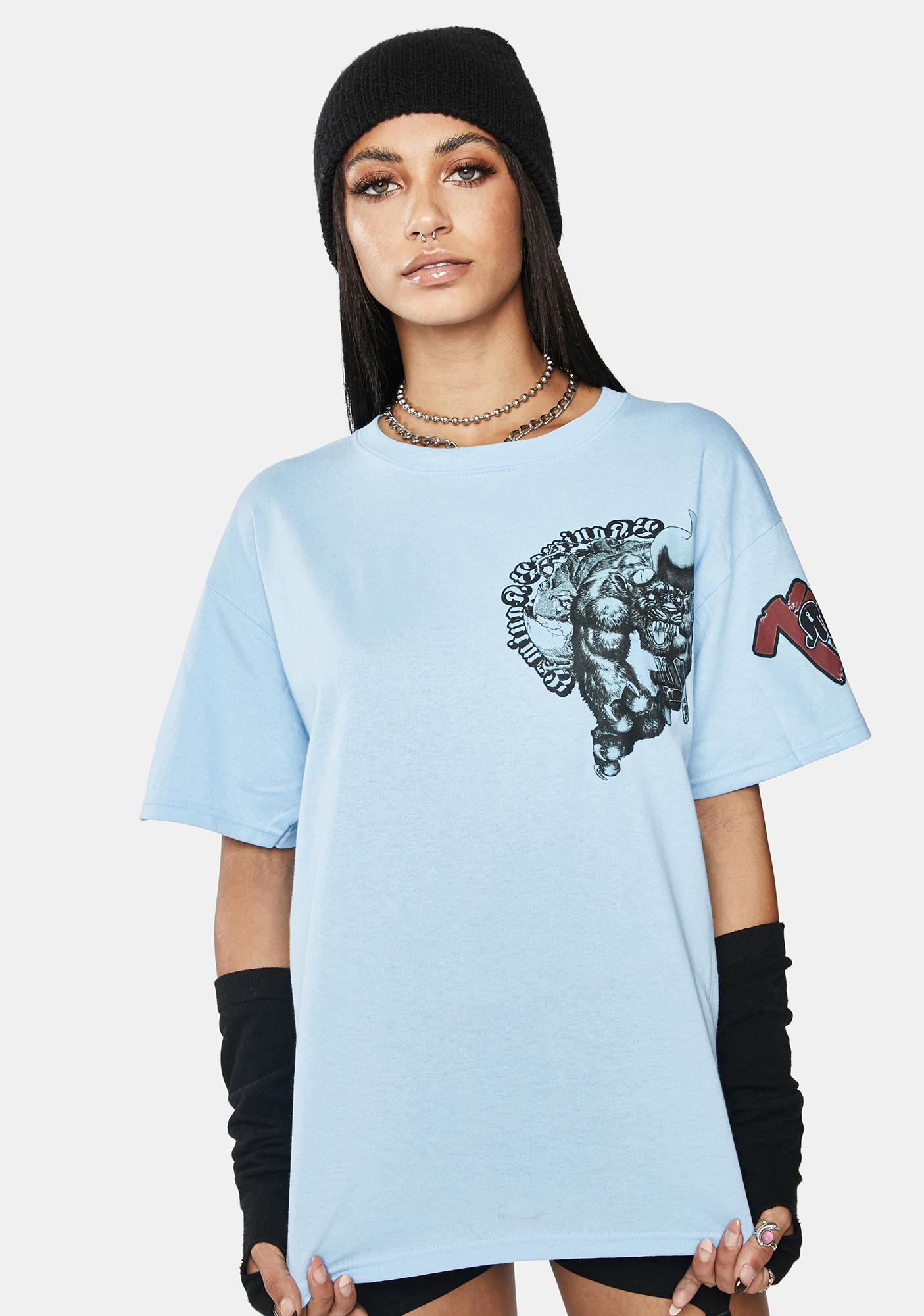 KANIMEB Pocket Zodd Graphic Tee