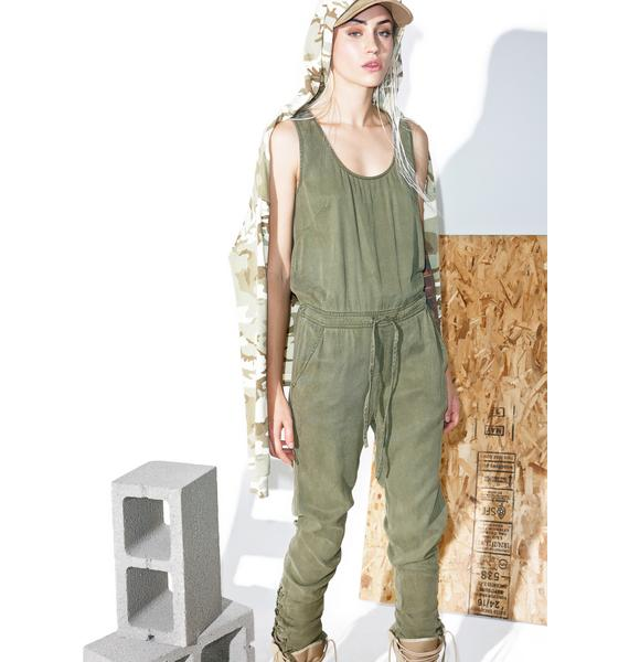 We Major Jumpsuit