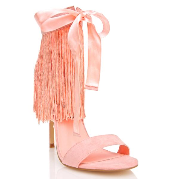 Privileged Francine Fringed Heels