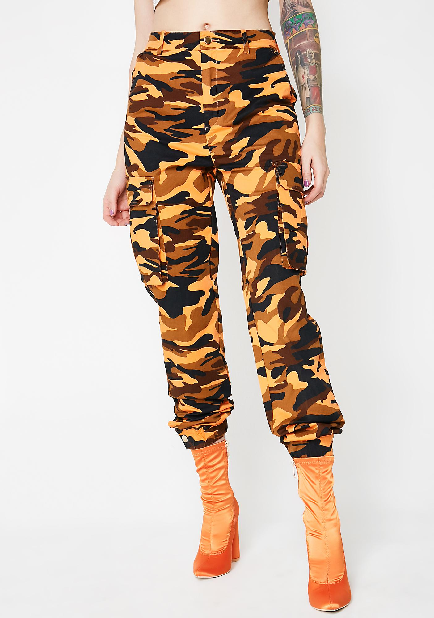 Chain Of Command Cargo Pants