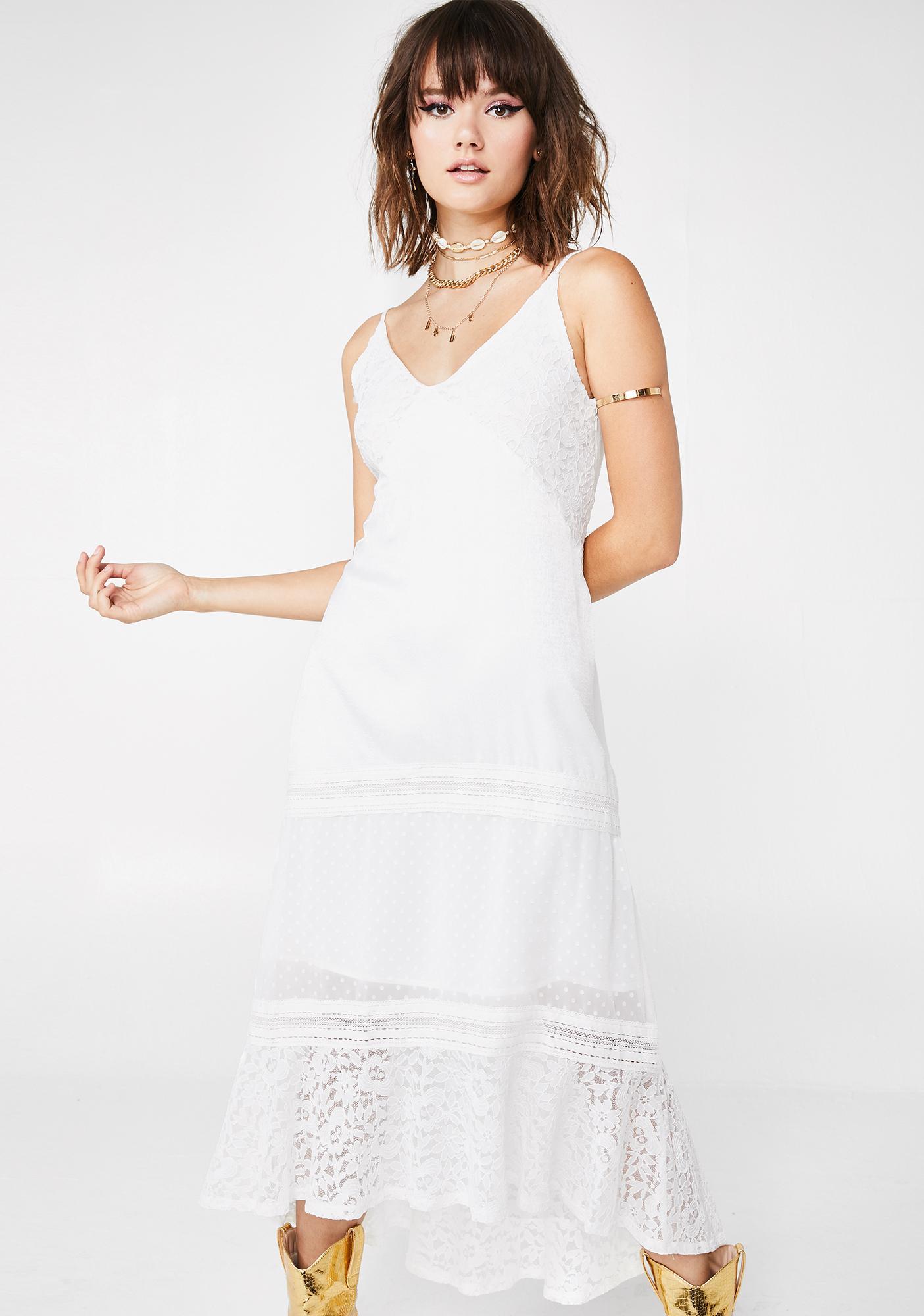 Day Fade Maxi Dress