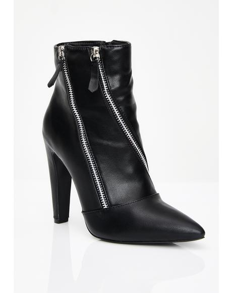 Wicked Fall For U Ankle Boots