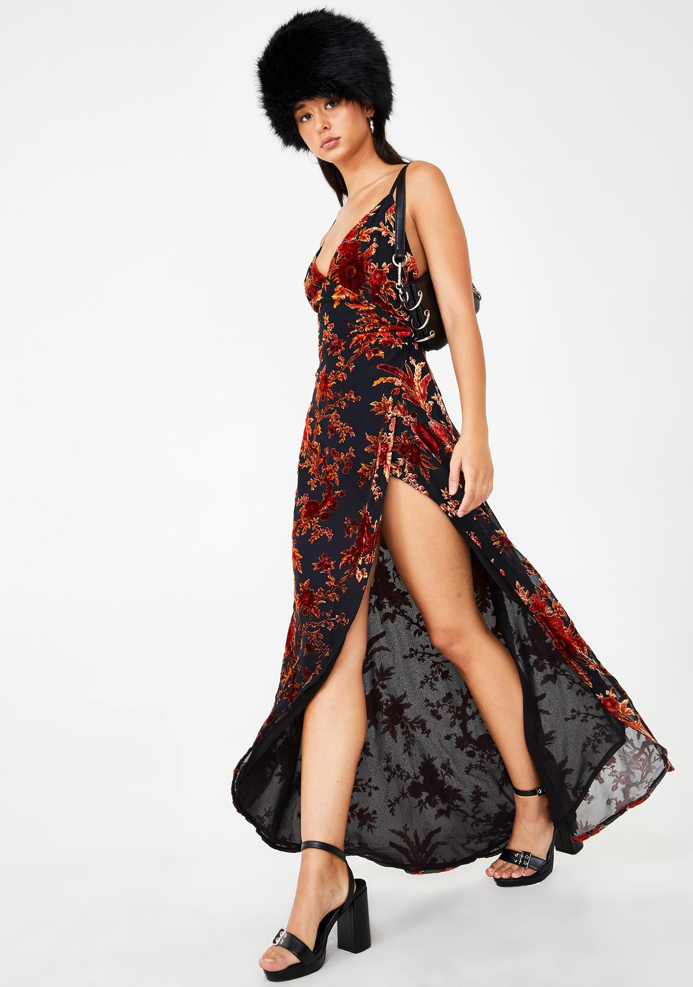 Tiger Mist Liliana Floral Dress
