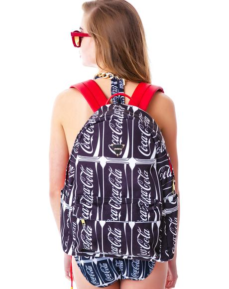 Coco-Cola Backpack