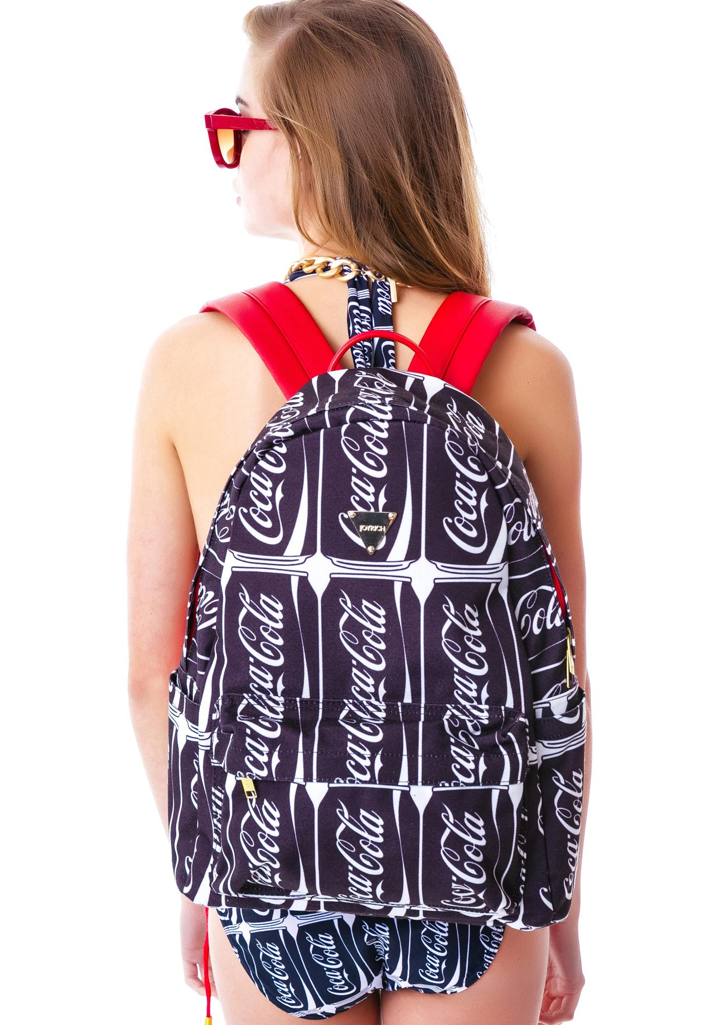 Joyrich Coco-Cola Backpack