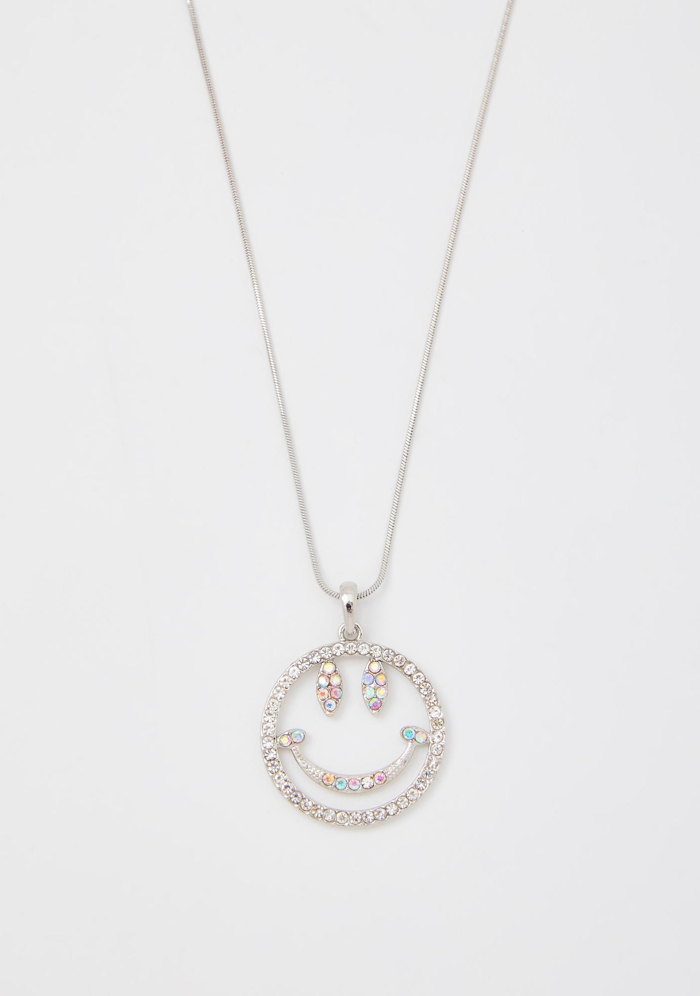 Joyful Luster Pendant Necklace