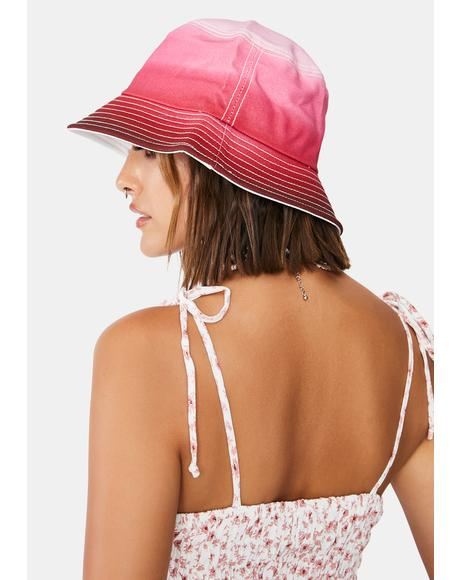 Sugar Sunrise Bucket Hat