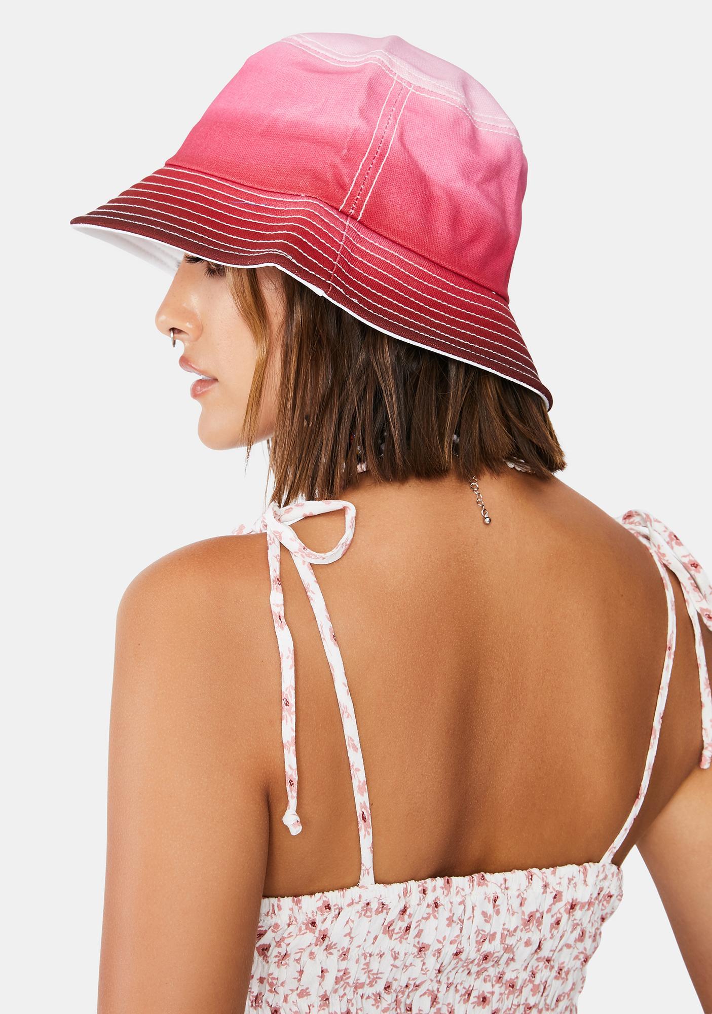 Sugar Sunrise Bucket Hat