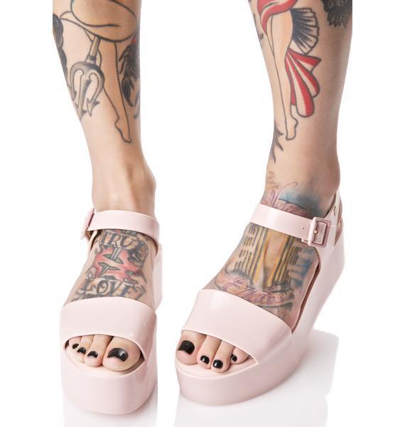 Melissa Sweetie Mar Sandals