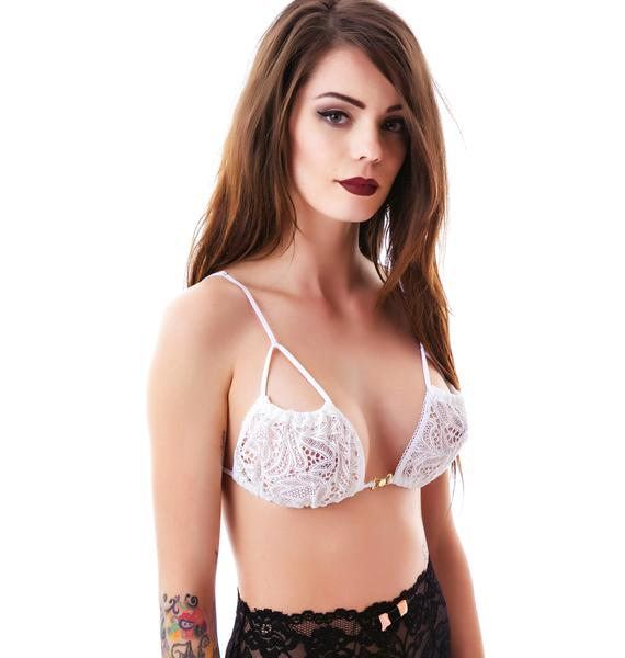 For Love & Lemons For Love & Lemon Baby Cakes Bralette