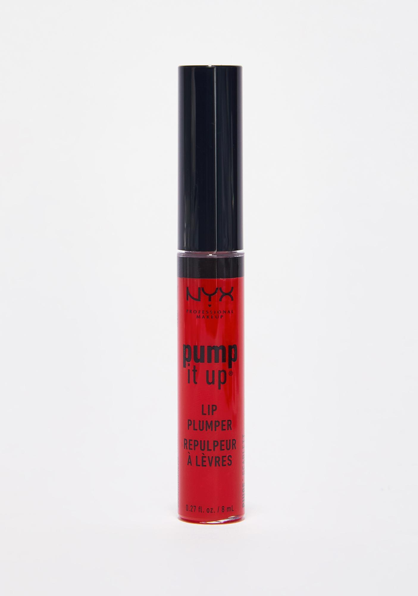 NYX Scarlett Pump It Up Lip Plumper