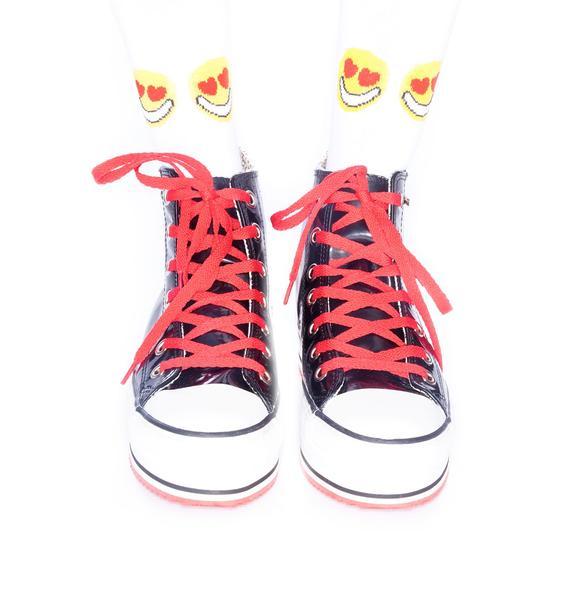 Smashup Platform Sneakers
