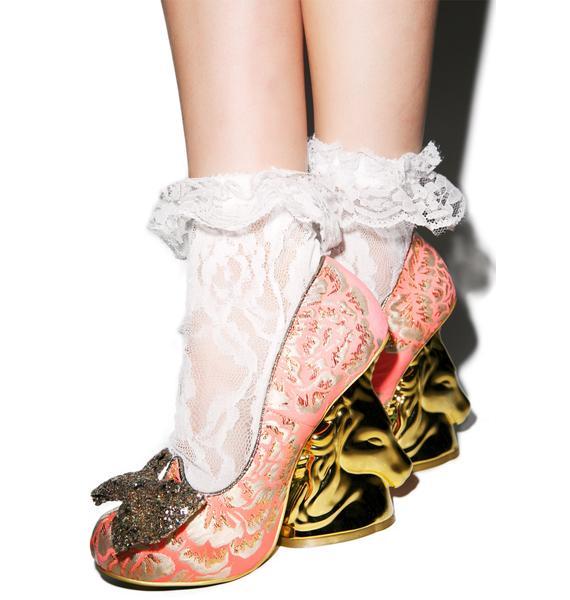 Irregular Choice Trixy Heel