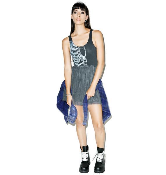 Iron Fist Wishbone Tank Dress