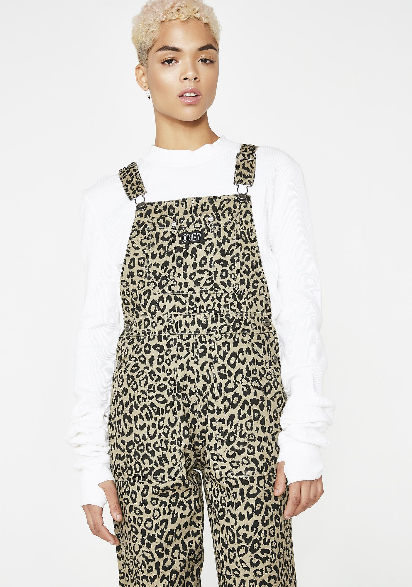 205bd35dcc2 Obey Casbah Overalls