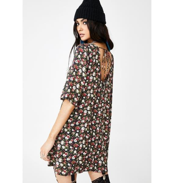 Motel Rosella Shift Dress