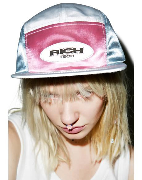 Rich Tech Color Block Cap