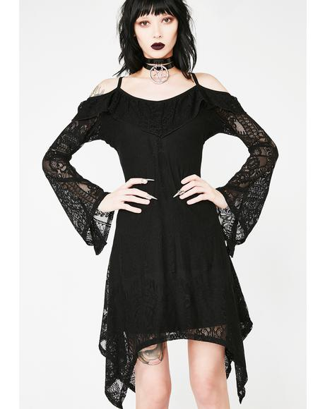 Deadly Beloved Burial Dress
