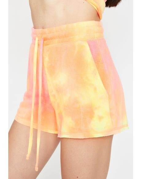 To Dye For Shorts