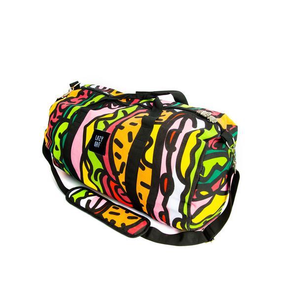 Lazy Oaf Sandwich Hold All Bag