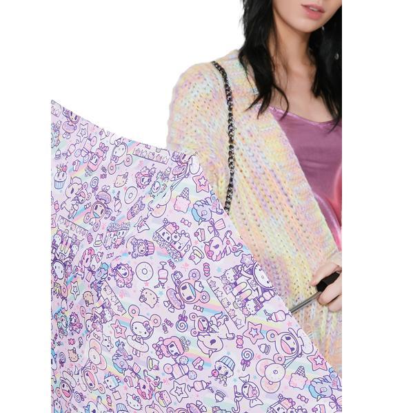 Sanrio Folding Umbrella