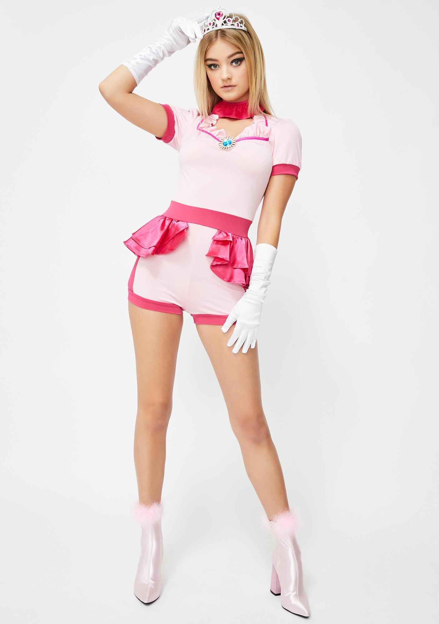 Pink Princess Costume Set