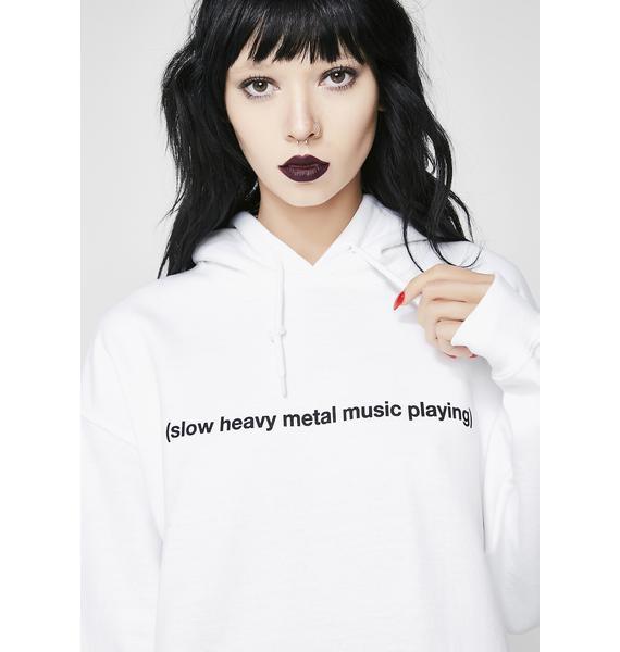 Disturbia Heavy Metal Hoodie