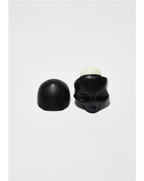 Black Capital Vices Skull Lip Balm